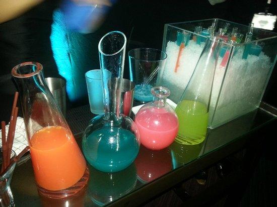 Renaissance Bangkok Ratchaprasong Hotel: Mixology