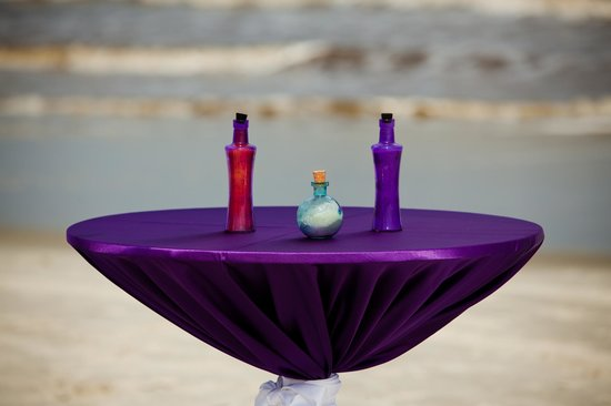 Hampton Inn & Suites Jekyll Island: Sand Ceremony