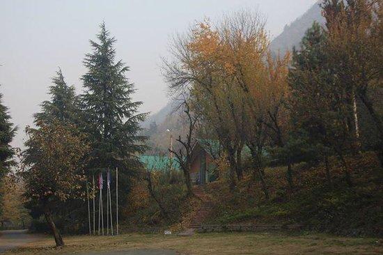 JKTDC Cheshmashahi Huts : huts