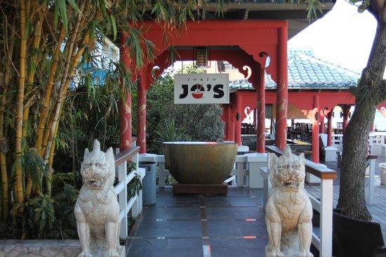 Sandals Montego Bay : one of many restaurants