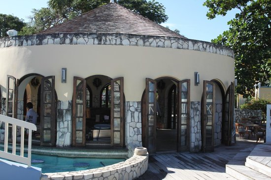 Sandals Montego Bay : piano bar