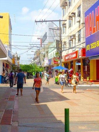 ZooFIT - Zoologico de Santarem: Downtown Santarem
