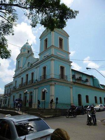 ZooFIT - Zoologico de Santarem: Santarem Cathedral