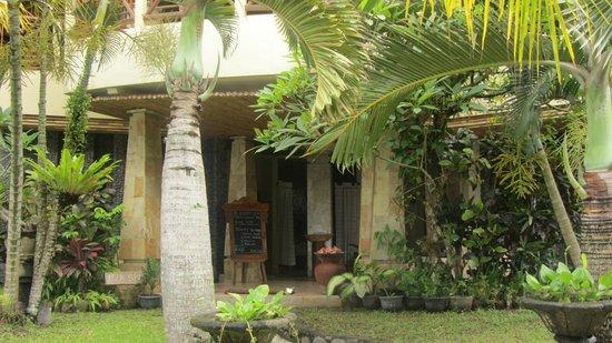 Puri Dajuma Cottages: spa