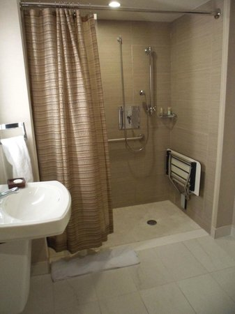 Grand Hyatt Washington : Where's the tub?