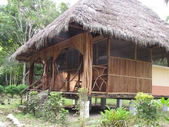 Isla Ecologica Mariana Miller Lodge: cabana