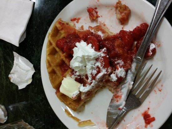 Ayres Hotel Laguna Woods: The Waffle