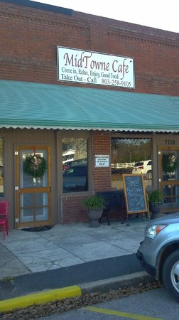 Great little Cafe in Springfield, SC