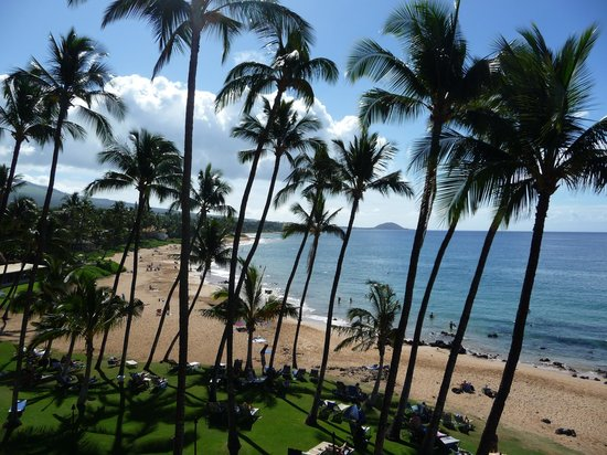 Mana Kai Maui: View from our room