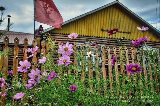 Shiwei Russia Nationality Township : flowers