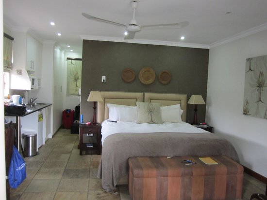 Rivonia Bed & Breakfast : Tastefully decorated
