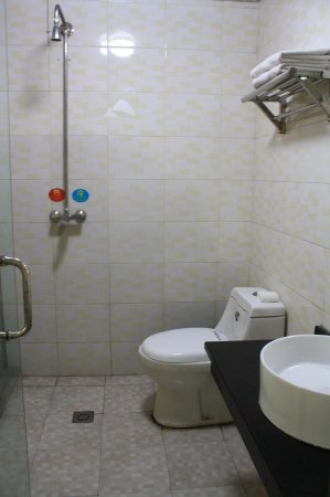 Yijia International Youth Hostel: toilet
