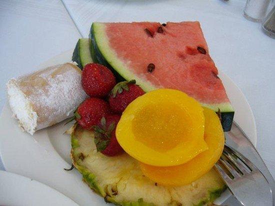 Las Vegas Hotel: завтрак в отеле
