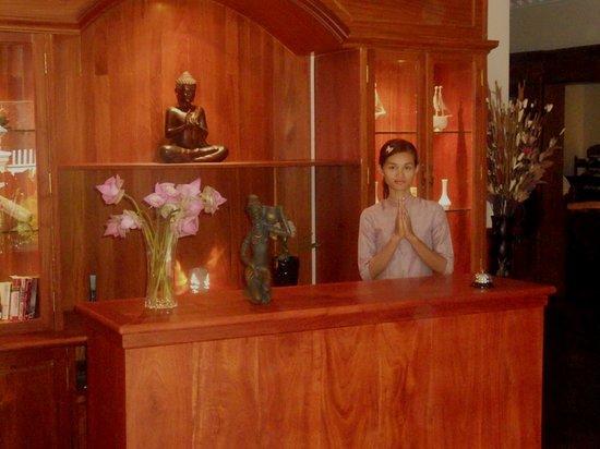 Mayfair Angkor Villa: reception