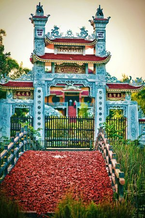 Lumbini Monastic Site
