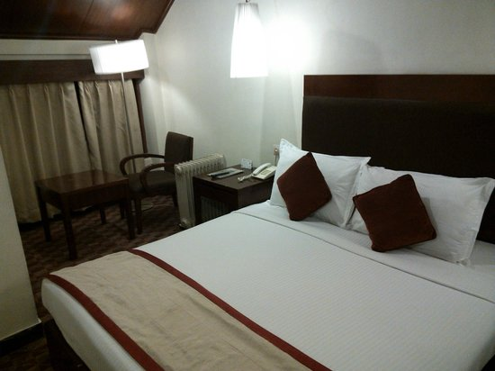 Quality Inn and Suites River Country Resort: duplex upper part