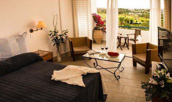 Azia Resort & Spa : Club & Spa Mountain View