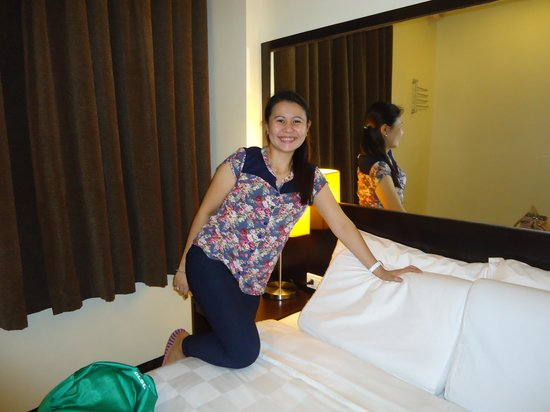 Go Hotels Puerto Princesa: inside the room
