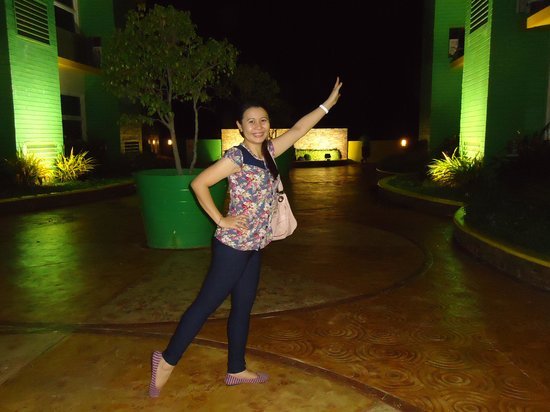 Go Hotels Puerto Princesa: at the veranda