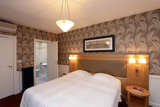 Hotel Eber : Chambre Supérieure
