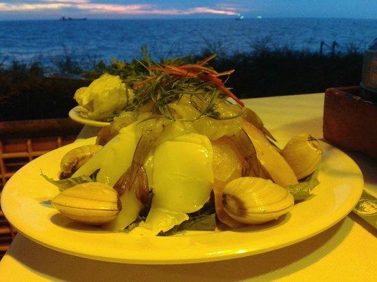 Ganh Hao: Lao seafood soup