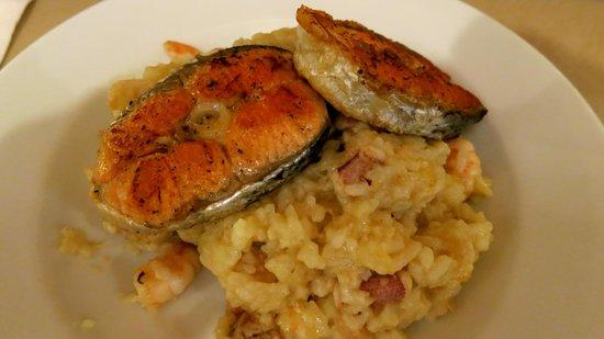 Swiss Deli : Seafood risotto
