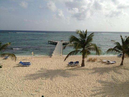 East End, Grand Cayman: View from the Room at The Reef