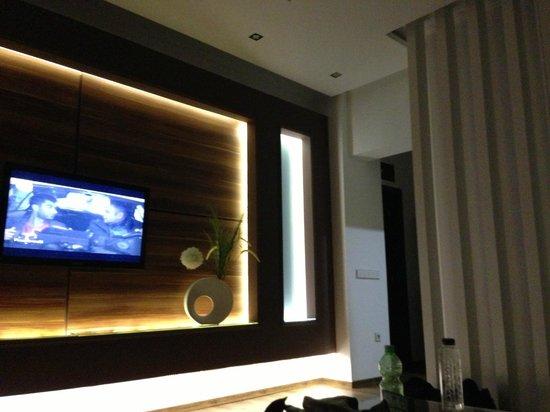 Hotel Confort: Suite salone