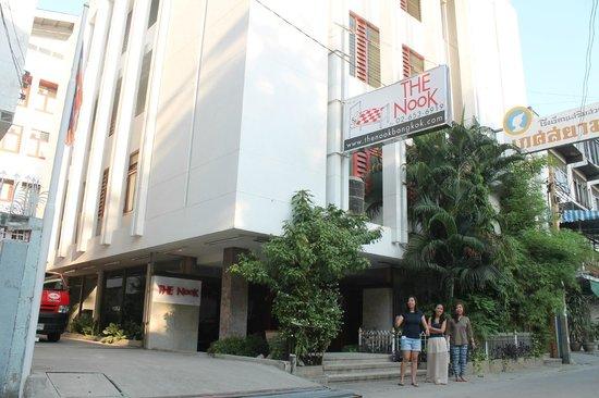 The NooK Bangkok : The Nook