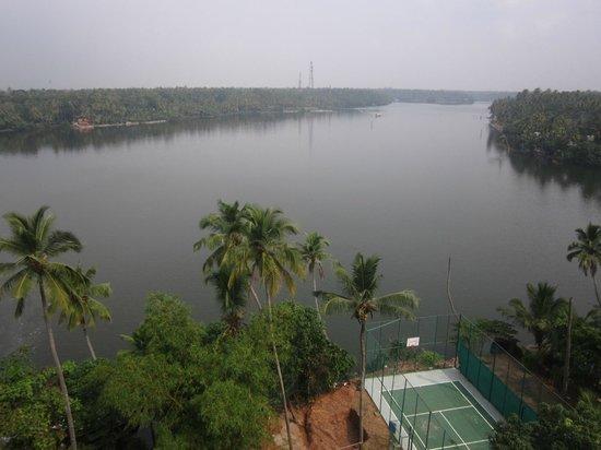 The Raviz Resort and Spa, Ashtamudi: View from room