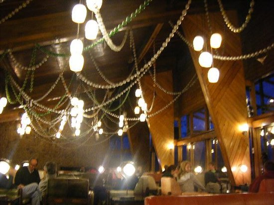 Ngorongoro Wildlife Lodge : 館内