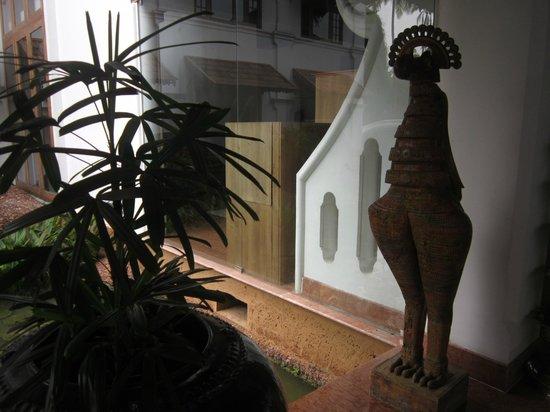 The Raviz Resort and Spa, Ashtamudi: Entrance