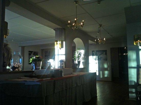 Quality Hotel Dalecarlia: Sitting area