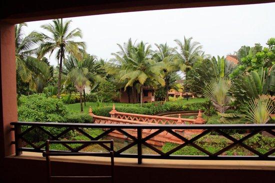 Park Hyatt Goa Resort and Spa : View from the balcony