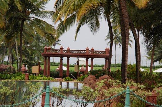 Park Hyatt Goa Resort and Spa : Towards the beach