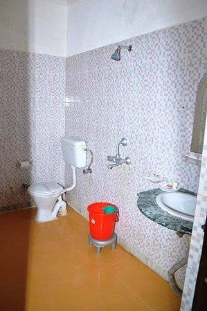 Optimum Rooms Tara Palace @ Taj: wash room