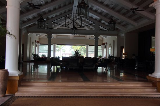 Park Hyatt Goa Resort and Spa: Lobby area