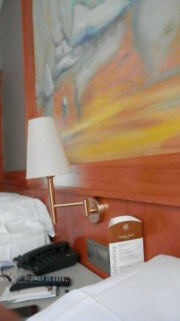 Catalonia Excelsior: habitación