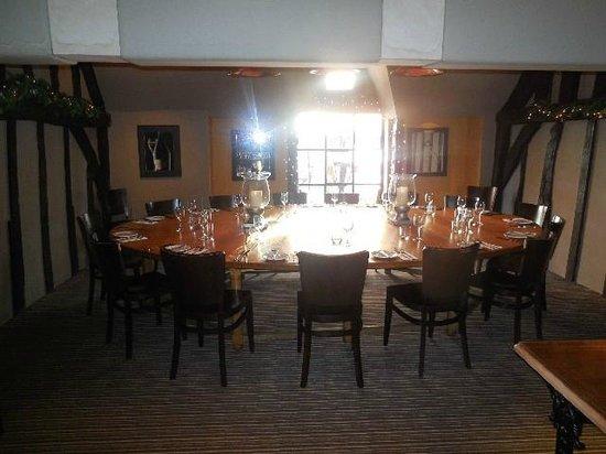 Vintner: The private room