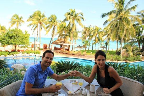 Grand Fiesta Americana Coral Beach Cancun: Breakfast