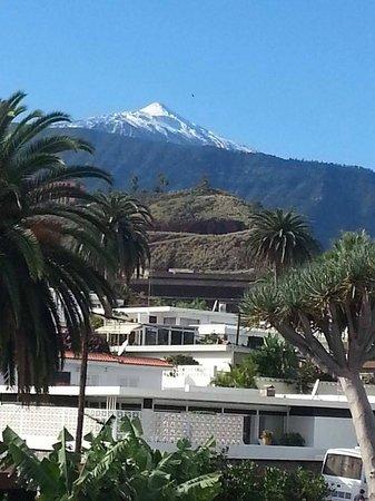 Hotel Perla Tenerife: Mount Tiede