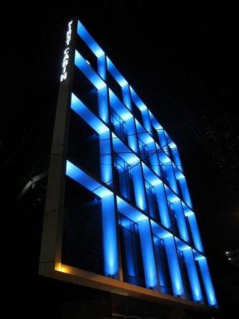 First Cabin Akihabara: hotel building