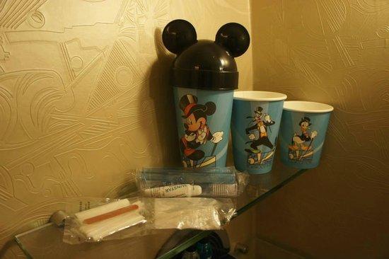 Disney's Hollywood Hotel : Toiletries