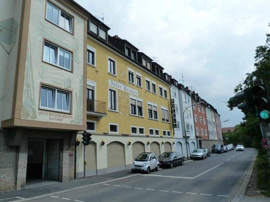 Hotel Alter Kranen: hôtel