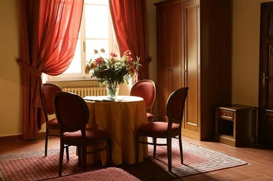 Miravalle Palace Hotel: suite