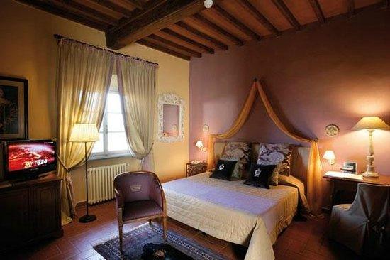 Miravalle Palace Hotel: camera comfort