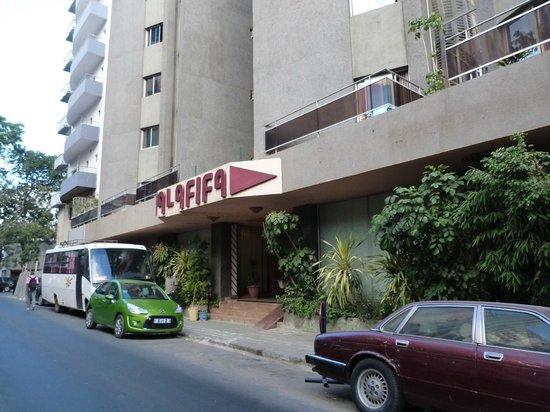 Al Afifa Hotel: chambre