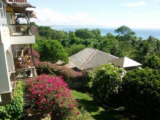 Amarela Resort: Vue depuis la chambre
