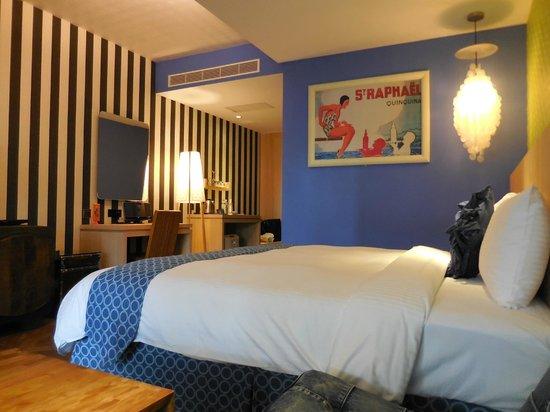 Smokey Joe's Hotel : Room View