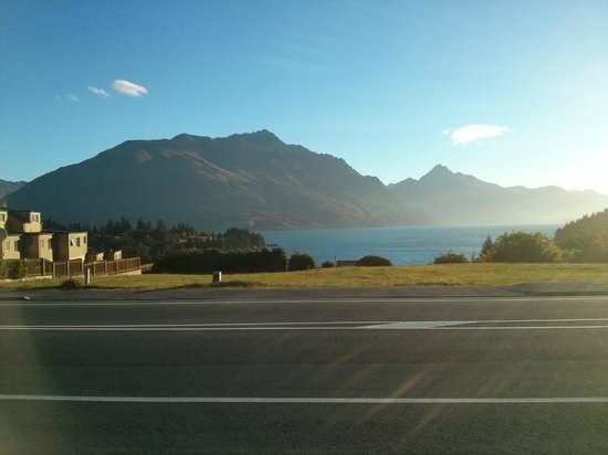 Queenstown Motel Apartments: Just beautiful